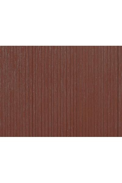 Auhagen 52420 Декоративная панель доска (коричневая) 200 x 100мм Н0/ТТ