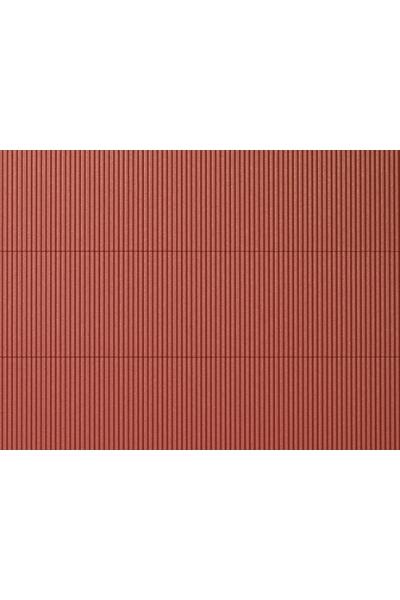 Auhagen 52430 Пластина крыша (коричневая) 200 x 100мм Н0/ТТ