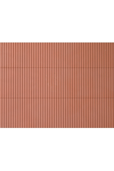 Auhagen 52432 Пластина крыша (коричневая) 200 x 100мм Н0/ТТ
