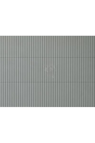 Auhagen 52433 Пластина крыша (серая) 200 x 100мм Н0/ТТ
