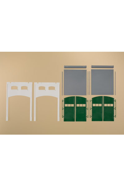 Auhagen 80729 Стена с воротами H0