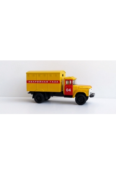 Auto 110056 Автомобиль ЗиЛ-130 Аварийная служба газа 1/87