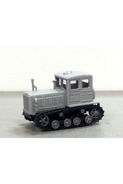 Auto 120019 Трактор Т-74 серый эпоха III-V 1/120