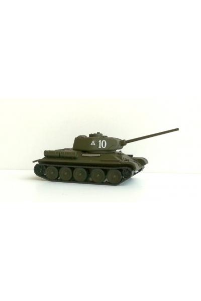 Auto 145002 Танк Т-34/85 тактический номер 10 1/87