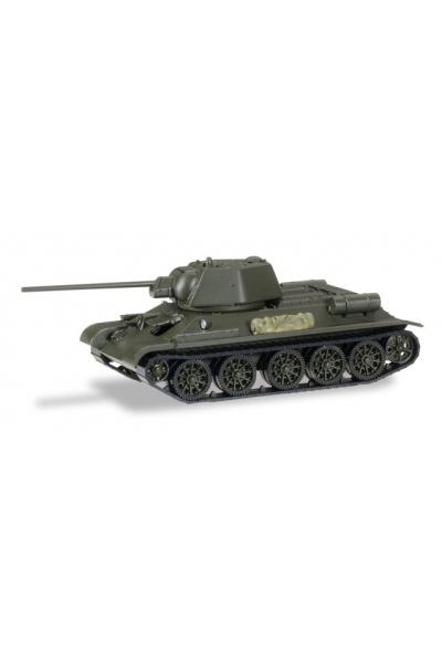 Auto 145734 Танк Т-34/76 брезент 1/87