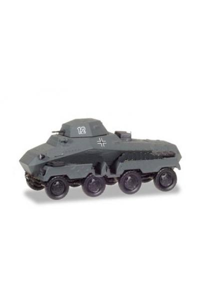 Auto 145918 Тяжёлый бронеавтомобиль Sd.Kfz 231 Epoche II 1/87