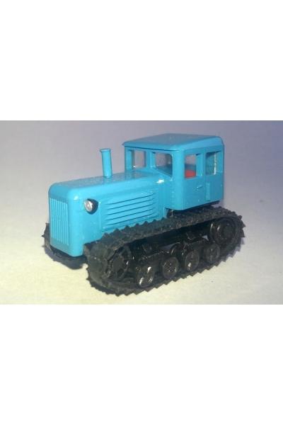 Auto 172019 Трактор Т54 голубой 1/87