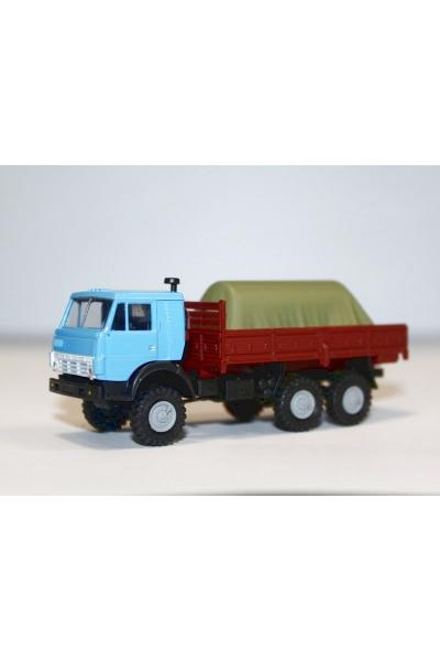 Auto 223004 Автомобиль бортовой с грузом 1/87