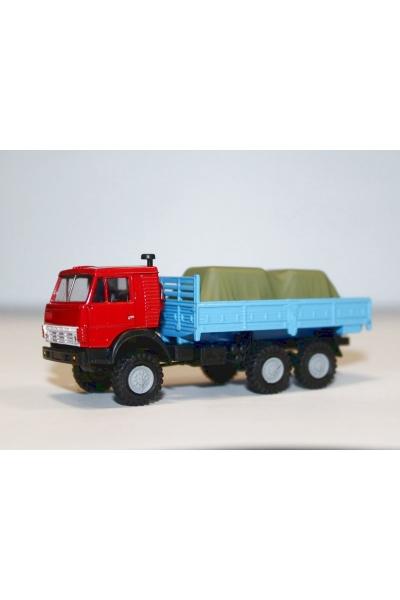 Auto 223008 Автомобиль бортовой с грузом 1/87