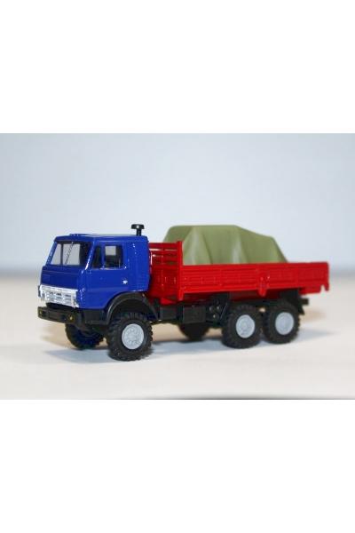 Auto 223020 Автомобиль бортовой с грузом 1/87