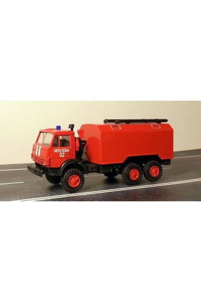 Auto 745008 Автомобиль пожарный кунг МОСКВА 02