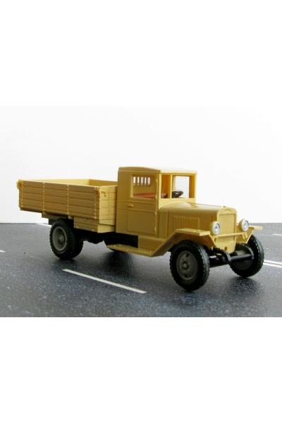 Auto ZIS5BS Автомобиль ЗИС 5 бортовой песок 1/87