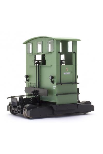 Brawa 31000 Рельсовый трактор VL Nr 2 PRIVAT Epoche III 1/45