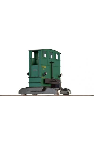 Brawa 31002 Рельсовый трактор Tm 405 SBB Epoche III 1/45