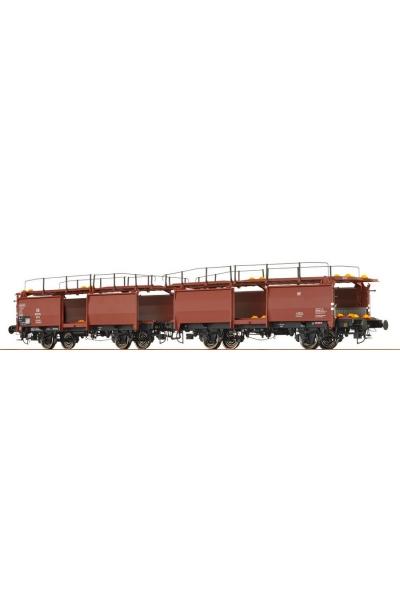 Brawa 37053 Автовоз Off52 DB III 1/45