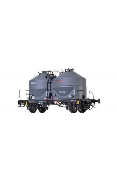 Brawa 37103 Вагон для цемента Kds 54 DB III 1/45