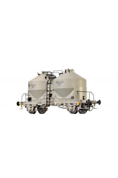 Brawa 37105 Вагон для цемента Ucs 908 DB IV 1/45