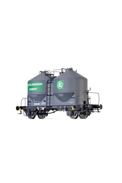 Brawa 37106 Вагон для цемента Kds 56 DB III 1/45