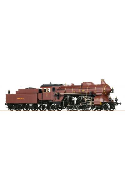 Brawa 40262 Паровоз S 2/6 3201 Pfalzbahn Epoche I 1/87
