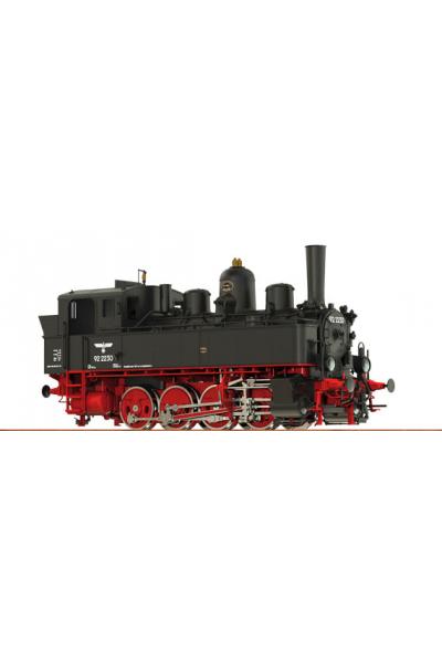 Brawa 40616 Паровоз Reihe 92.22 DRG Epoche II 1/87