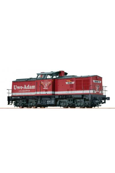 Brawa 41260 Тепловоз V 100 Uwe Adam EVU GmbH PRIVAT Epoche V 1/87