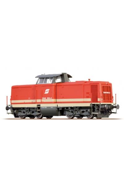 Brawa 42820 Тепловоз Reihe 2048 OBB Epoche VI 1/87