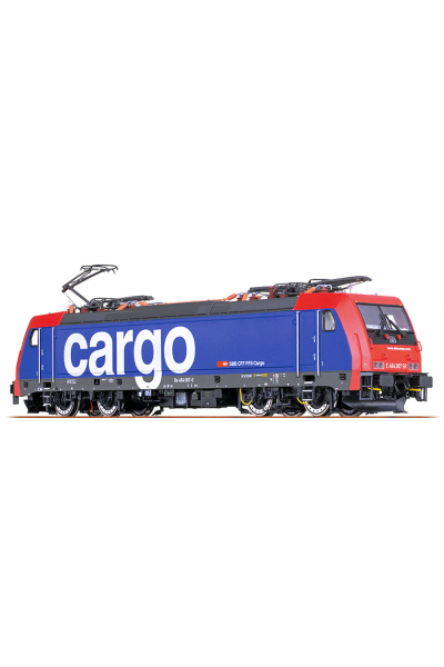 Brawa 43984 Набор вагонов Rh 484.007 SR TRAXX SBB Cargo Epoche VI 1/87