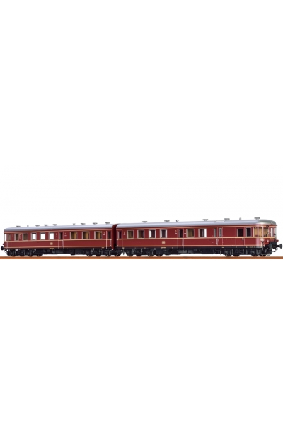 Brawa 44184 Дизельпоезд VT 45 505 DB Epoche III 1/87