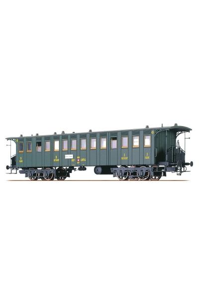 Brawa 45059 Вагон пассажирский BC4 SBB Epoche II 1/87
