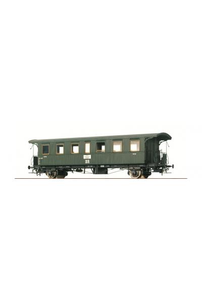 Brawa 45101 Пассажирский вагон Bid w 05 DR Epoche III 1/87