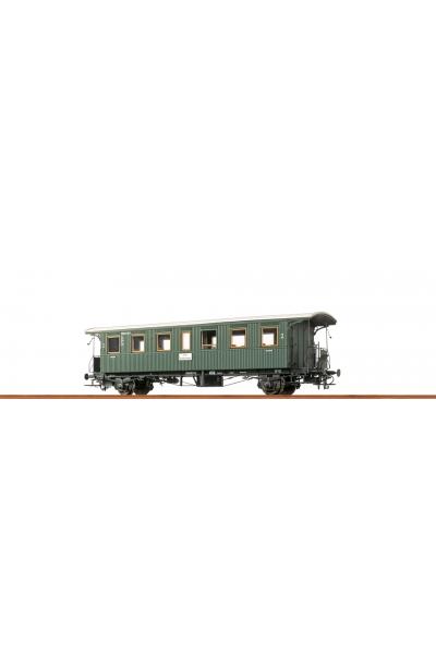 Brawa 45109 Пассажирский вагон DB Epoche III 1/87