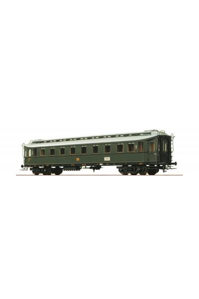 Brawa 45200 Пассажирский вагон B4u pr 21a DR Epoche III 1/87