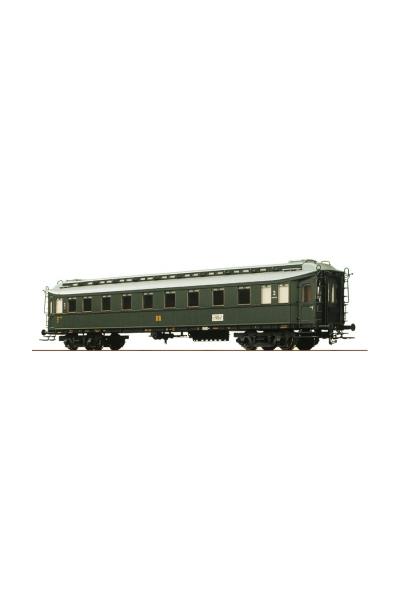 Brawa 45201 Пассажирский вагон  B4u pr 21a DR Epoche III 1/87