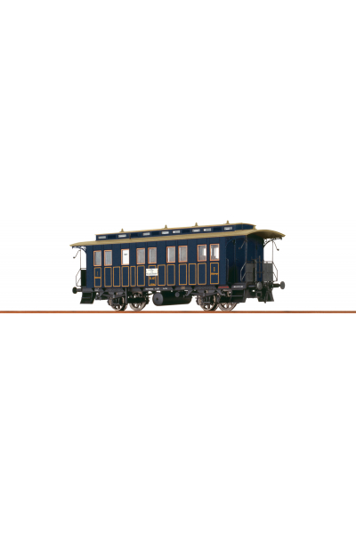Brawa 45612 Вагон пассажирский WL 167 K.W.ST.E. Epoche I 1/87