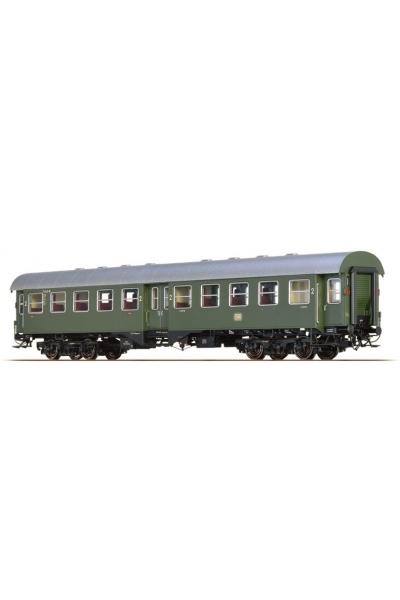Brawa 46052 Вагон пассажирский B4yge Nr75 830 Wt  DB Epoche III 1/87