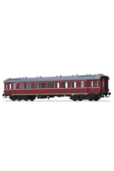 Brawa 46170 Вагон пассажирский WG4u-36/50 74454 DB Epoche III 1/87