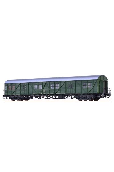 Brawa 46253 Вагон багажный Mdyg 986 DB Epoche IV 1/87