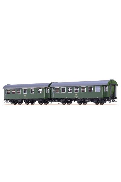 Brawa 46310 Вагон пассажирский AB3yge/B3yge DB Epoche IV 1/87
