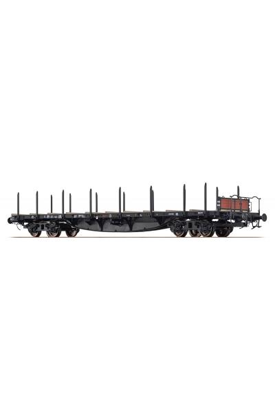 Brawa 47219 Вагон платформа SSlma44 DB Epoche III 1/87