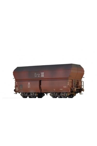 Brawa 47560 Вагон для перевозки  OOtz 23 DB Epoche III 1/87