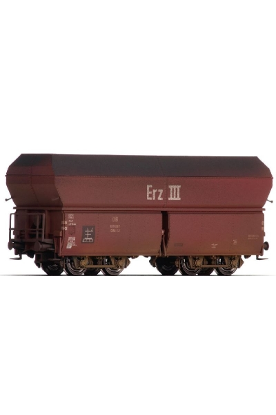 Brawa 47564 Вагон для перевозки  OOtz 23 DB Epoche III 1/87