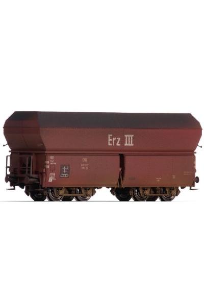 Brawa 47568 Вагон для перевозки  OOtz 23 DB Epoche III 1/87