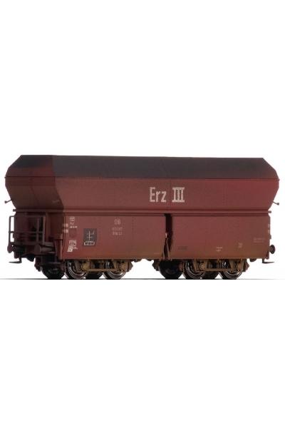 Brawa 47569 Вагон для перевозки  OOtz 23 DB Epoche III 1/87