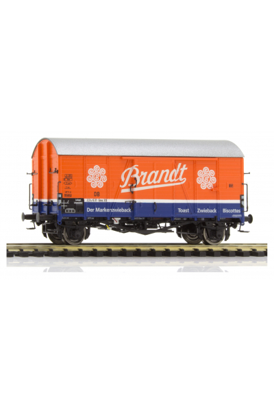 Brawa 47985 Вагон Gms 30 Brandt DB Epoche III 1/87