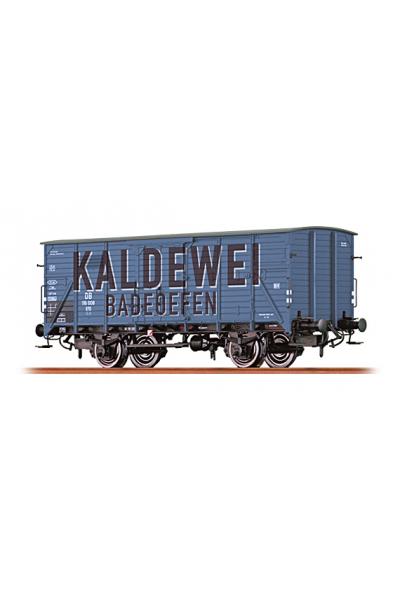 Brawa 48285 Вагон G10 116 008 Kaldewei DB Epoche III 1/87