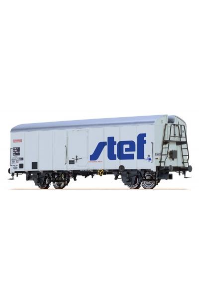 Brawa 48341 Вагон холодильник Ibes STEF SNCF Epoche IV 1/87