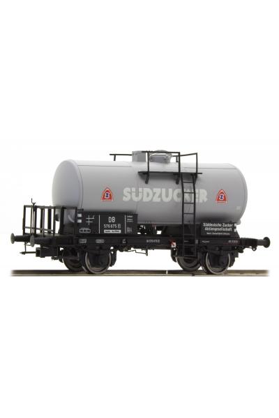 Brawa 48876 Вагон цистерна Sudzucker DB Epoche III 1/87