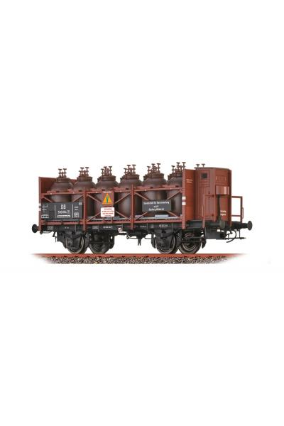 Brawa 49323 Вагон Z 500004 DB Epoche III 1/87