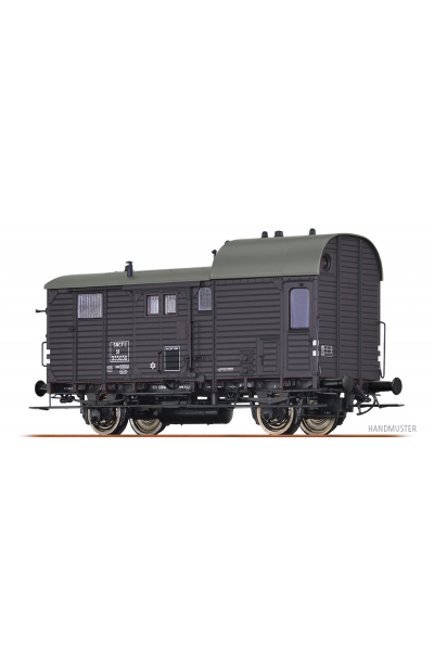 Brawa 49409 Вагон Typ M SNCF Epoche III 1/87