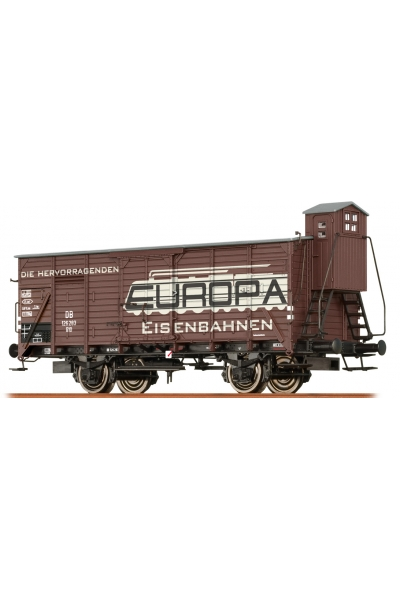 Brawa 49747 Вагон G10 Europa Spielwaren DB Epoche III 1/87